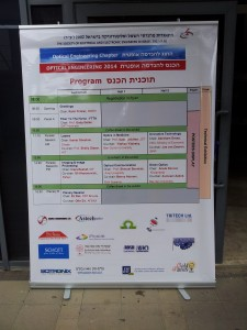 OE 2014 Conference Program